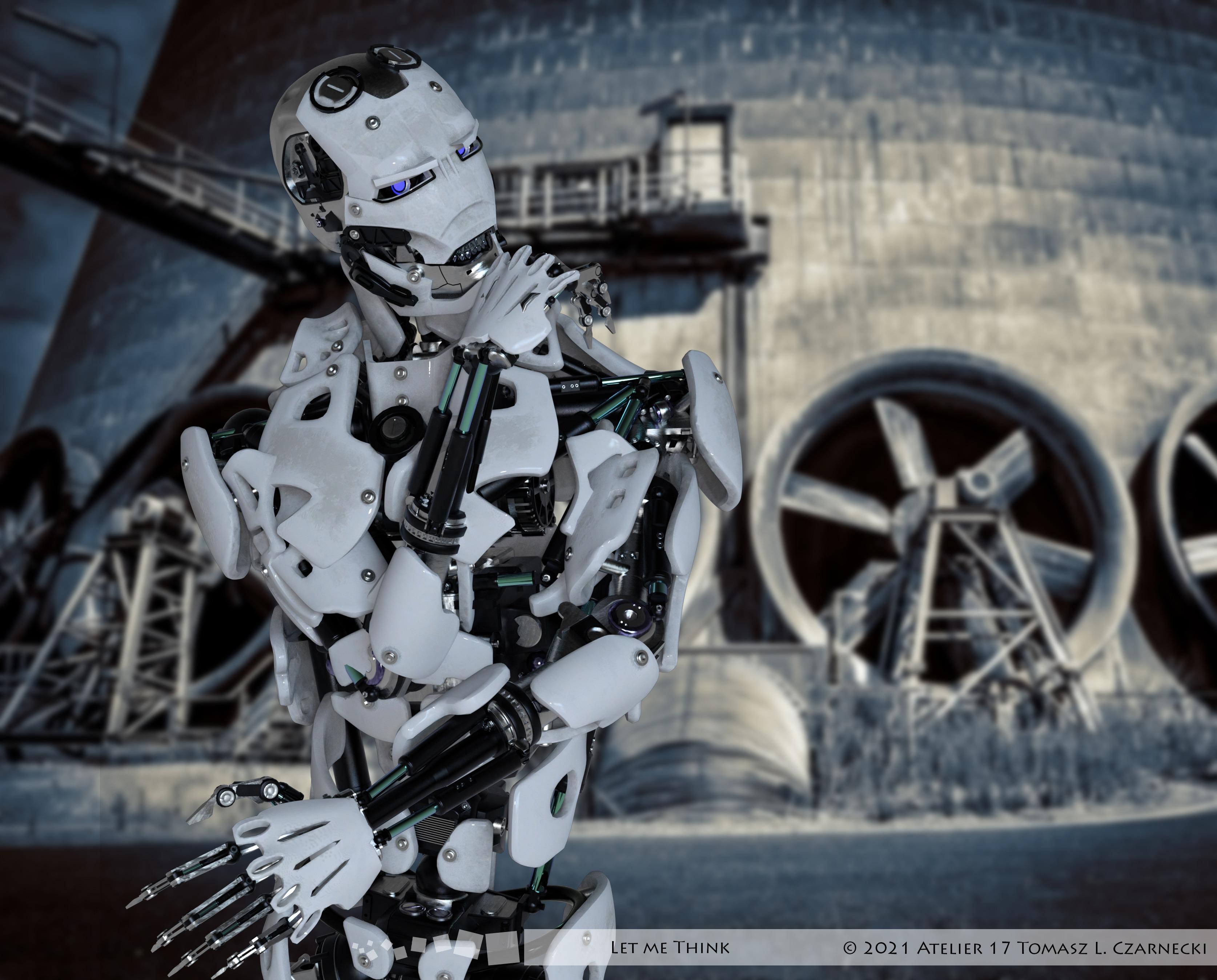 Let me Think – Cyborg series 1